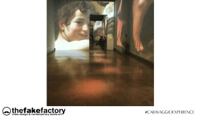 CARAVAGGIO EXPERIENCE THE FAKE FACTORY 2_00900