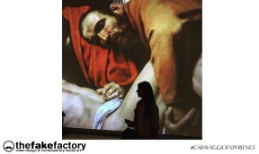 CARAVAGGIO EXPERIENCE THE FAKE FACTORY 2_00910