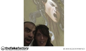 CARAVAGGIO EXPERIENCE THE FAKE FACTORY 2_00913