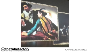 CARAVAGGIO EXPERIENCE THE FAKE FACTORY 2_00916