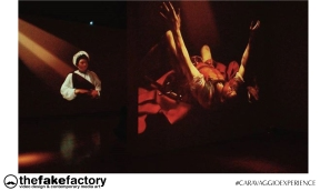 CARAVAGGIO EXPERIENCE THE FAKE FACTORY 2_00923