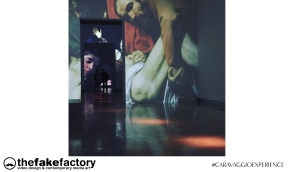 CARAVAGGIO EXPERIENCE THE FAKE FACTORY 2_00925