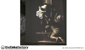 CARAVAGGIO EXPERIENCE THE FAKE FACTORY 2_00927