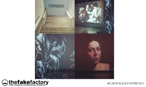 CARAVAGGIO EXPERIENCE THE FAKE FACTORY 2_00928