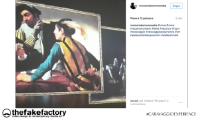 CARAVAGGIO EXPERIENCE THE FAKE FACTORY 2_00999
