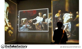 CARAVAGGIO EXPERIENCE THE FAKE FACTORY 2_01022