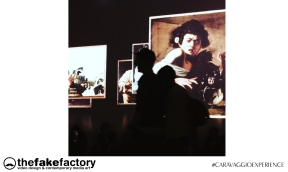 CARAVAGGIO EXPERIENCE THE FAKE FACTORY 2_01045