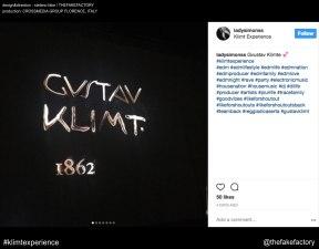 KLIMT EXPERIENCE fake_02072