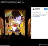 KLIMT EXPERIENCE THE FAKE FACTORY_00214