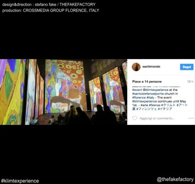 KLIMT EXPERIENCE THE FAKE FACTORY_00406