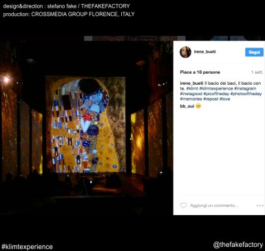 KLIMT EXPERIENCE THE FAKE FACTORY_00418