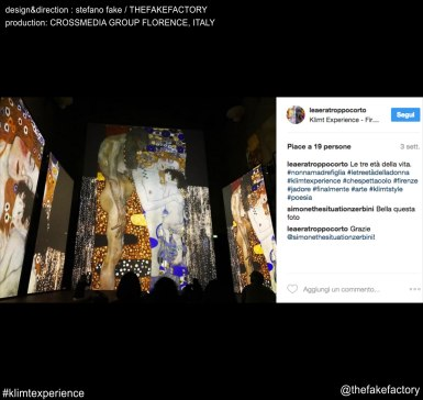 KLIMT EXPERIENCE THE FAKE FACTORY_00700