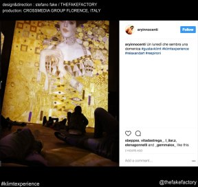 KLIMT EXPERIENCE THE FAKE FACTORY_00910