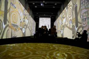 THE FAKE FACTORY KLIMT EXPERIENCE ROMA_00045