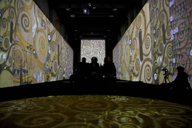 THE FAKE FACTORY KLIMT EXPERIENCE ROMA_00046