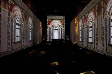 THE FAKE FACTORY KLIMT EXPERIENCE ROMA_00105