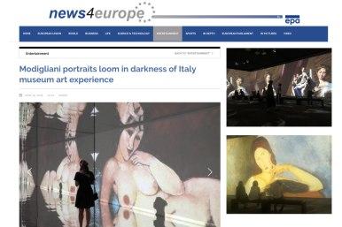 MODIGLIANI ART EXPERIENCE MUDEC MILANO - THE FAKE FACTORY_00000