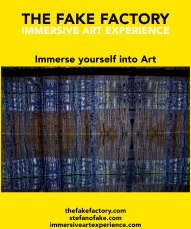 IMMERSIVE ART EXPERIENCE IMMERSIVE ART THE FAKE FACTORY 114