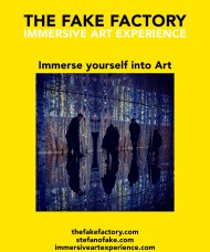 IMMERSIVE ART EXPERIENCE IMMERSIVE ART THE FAKE FACTORY 116