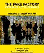 IMMERSIVE ART EXPERIENCE IMMERSIVE ART THE FAKE FACTORY 120