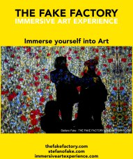 IMMERSIVE ART EXPERIENCE IMMERSIVE ART THE FAKE FACTORY 127