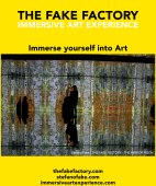 IMMERSIVE ART EXPERIENCE IMMERSIVE ART THE FAKE FACTORY 21