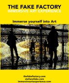 IMMERSIVE ART EXPERIENCE IMMERSIVE ART THE FAKE FACTORY 23