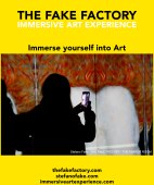 IMMERSIVE ART EXPERIENCE IMMERSIVE ART THE FAKE FACTORY 24