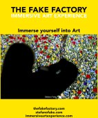IMMERSIVE ART EXPERIENCE IMMERSIVE ART THE FAKE FACTORY 28