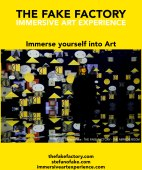 IMMERSIVE ART EXPERIENCE IMMERSIVE ART THE FAKE FACTORY 43