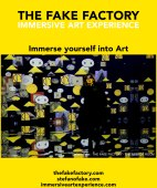 IMMERSIVE ART EXPERIENCE IMMERSIVE ART THE FAKE FACTORY 44