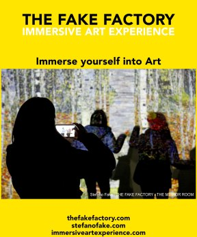 IMMERSIVE ART EXPERIENCE IMMERSIVE ART THE FAKE FACTORY 46