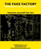 IMMERSIVE ART EXPERIENCE IMMERSIVE ART THE FAKE FACTORY 49