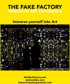 IMMERSIVE ART EXPERIENCE IMMERSIVE ART THE FAKE FACTORY 51