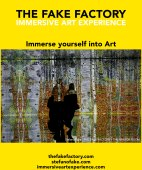 IMMERSIVE ART EXPERIENCE IMMERSIVE ART THE FAKE FACTORY 60