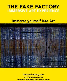 IMMERSIVE ART EXPERIENCE IMMERSIVE ART THE FAKE FACTORY 63