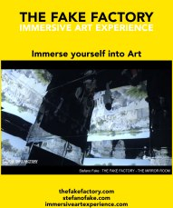 IMMERSIVE ART EXPERIENCE IMMERSIVE ART THE FAKE FACTORY 74