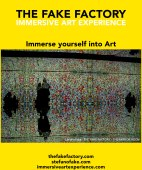 IMMERSIVE ART EXPERIENCE IMMERSIVE ART THE FAKE FACTORY 78