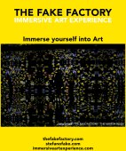 IMMERSIVE ART EXPERIENCE IMMERSIVE ART THE FAKE FACTORY 79