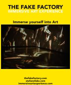 IMMERSIVE ART EXPERIENCE -THE FAKE FACTORY 2