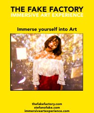 IMMERSIVE ART EXPERIENCE THE FAKE FACTORY STEFANO FAKE_00001