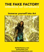 IMMERSIVE ART EXPERIENCE THE FAKE FACTORY STEFANO FAKE_00002
