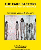 IMMERSIVE ART EXPERIENCE THE FAKE FACTORY STEFANO FAKE_00009