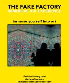 IMMERSIVE ART EXPERIENCE THE FAKE FACTORY STEFANO FAKE_00010