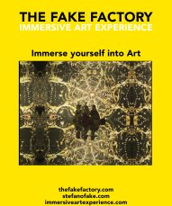 IMMERSIVE ART EXPERIENCE THE FAKE FACTORY STEFANO FAKE_00012