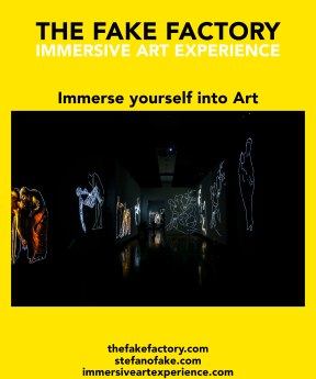 IMMERSIVE ART EXPERIENCE_THE FAKE FACTORY CARAVAGGIO_00039