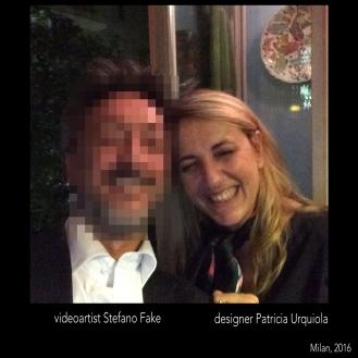 STEFANO FAKE + PATRICIA URQUIOLA MILAN 2016