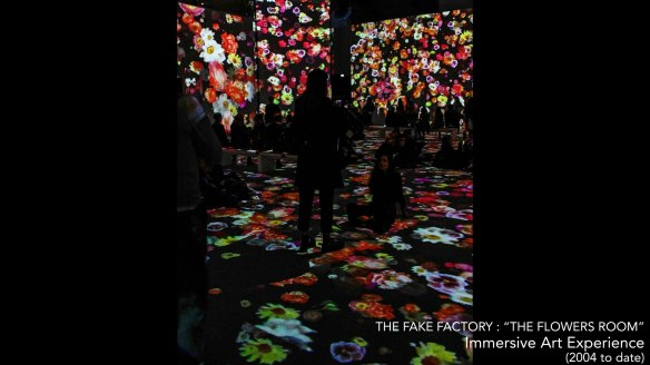the fake factory the flowers room_00403