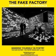 the fake factory the poetry room immersive art experience_00026
