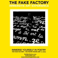 the fake factory the poetry room immersive art experience_00064